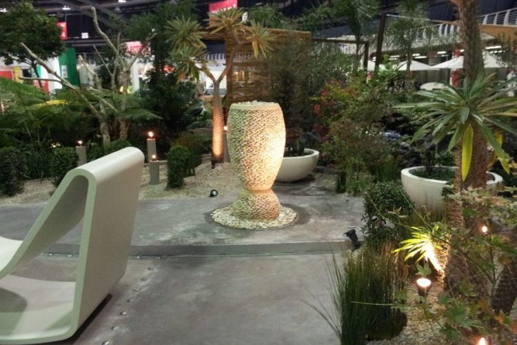 Water Feature Focal Point