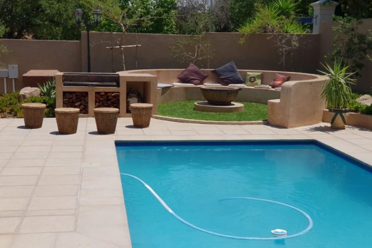 Outdoor Fun with Pool and Firepit
